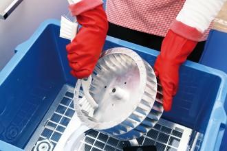 頑固な油汚れやベタつきも、分解洗浄でスッキリ解決!!
